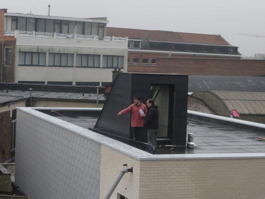 6 inspectie op dak