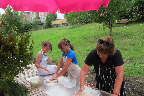 atelier pain 3 le façonnage